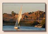 Nile Egypte